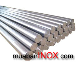Inox 304, 316, 201. Láp đặcФ35-40 mm. 6m